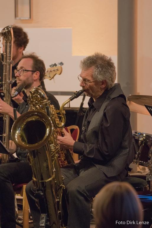 Christoph Berndt - Baritonsaxophon, Bass Saxophon