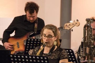 Julia Kriegsmann - Tenorsaxophon, Bassklarinette