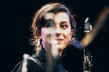 Shabnam Parvaresh - Klarinette, Bassklarinette